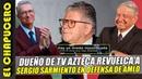 Dueño de TV Azteca le da tremendo cachetadón a periodista chayoterísimo