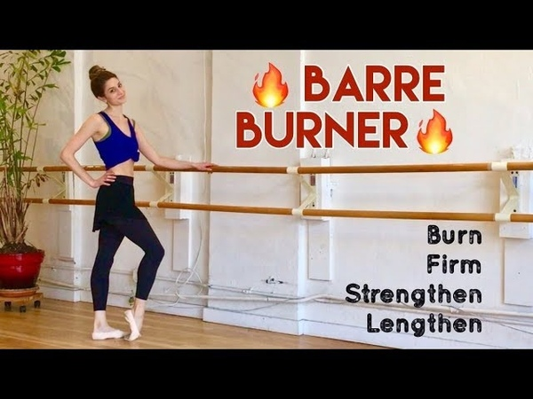 BARRE BURNER burn firm strengthen and lengthen