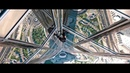 Tom Cruise in Mission: Impossible -- Ghost Protocol - Dubai Burj Khalifa scene
