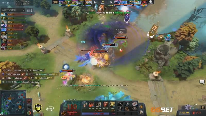 RNG vs. IG. Два превосходных Black Hole