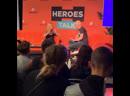 Katherine McNamara at the Heroes Comic Con 15.09.19