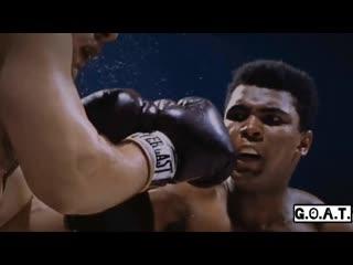 Muhammad Ali .