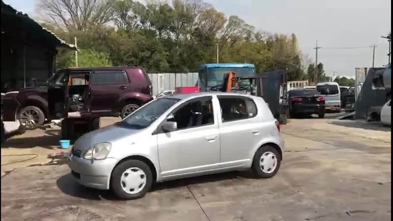 Toyota Vitz №725 SCP10 1SZ 2001