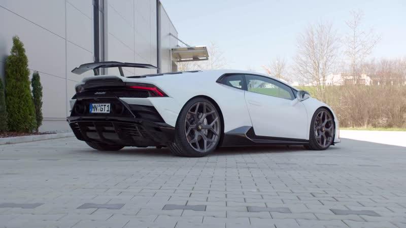 Lamborghini Huracan EVO by Novitec One of the Best Tuned Car