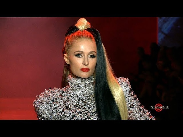 The Blonds x DISNEY VILLAINS Spring 2019 @ NYFW Full Fashion Runway Show with Paris Hilton