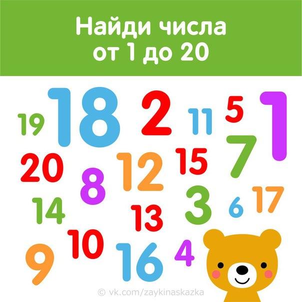 НАЙДИ ВСЕ ЧИСЛА ПО ПОРЯДКУ Игра для детей на развитие наблюдательности. Можно устроить соревнование на время: кто найдёт все числа