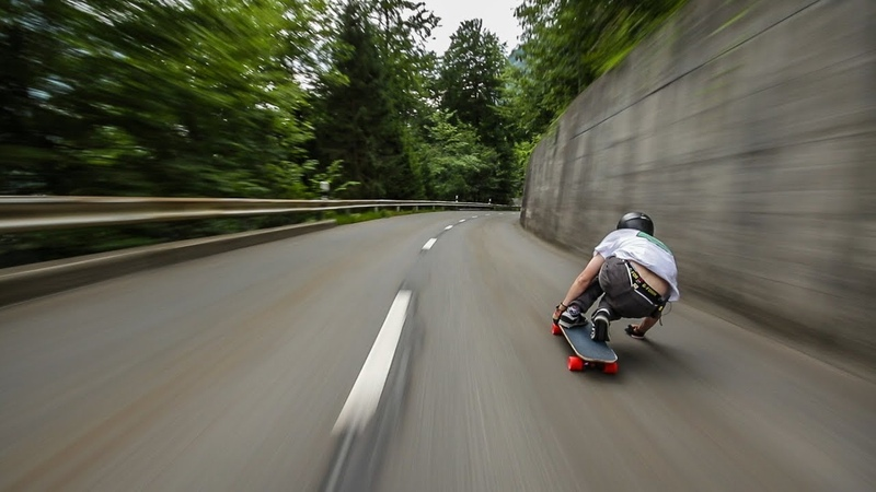 Raw Run || 70 mph in Switzerland