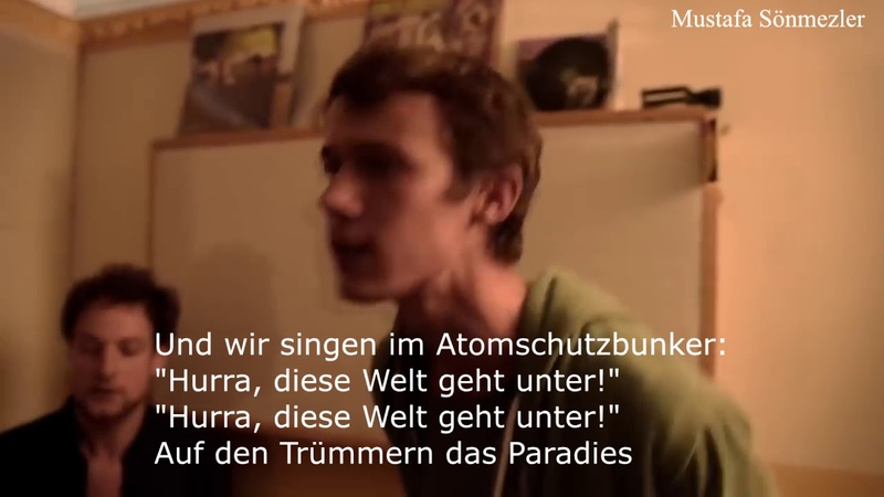 Henning May AMAZING VOICE ! (Hurra, diese Welt geht unter )