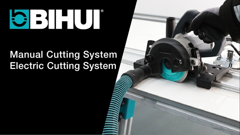 BIHUI Manual Electric Cutting System for Large Format Tiles