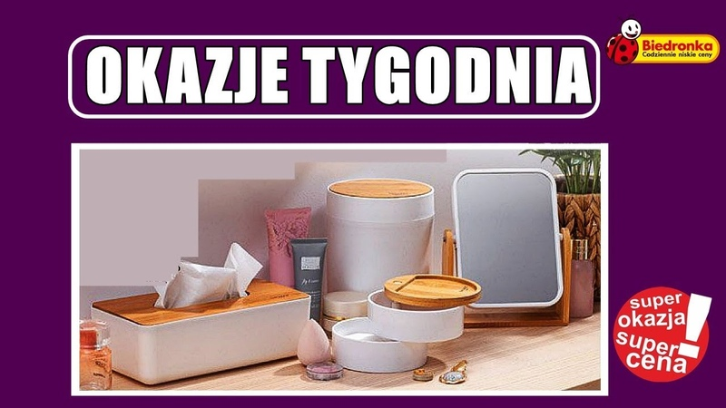 Nowa Gazetka Biedronka od Poniedziałku 09.03.2020 | Okazje Tygodnia