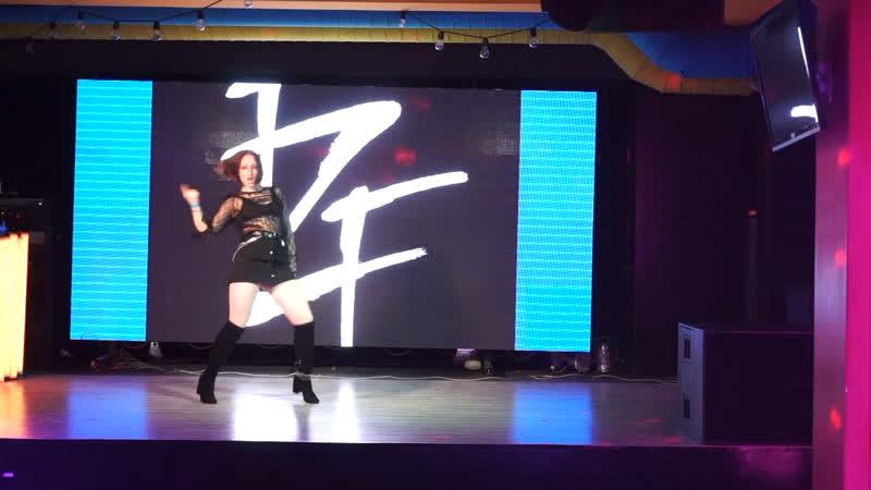 JENNIE - SOLO [cover by TeJe] MizOn kpop cover dance fest