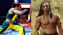 Капойэрист Силва из Неоспоримого 3, актер, каскадер до сих пор в отличной форме Латиф Кроудер