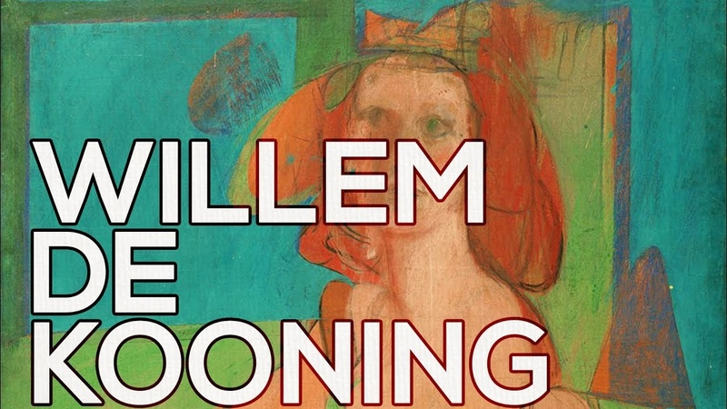 Willem de Kooning A collection of 169 works HD