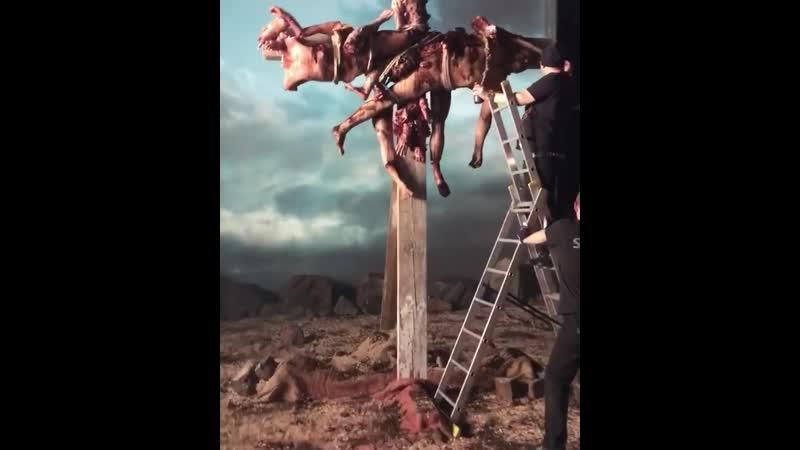 Behemoth Sabbath Mater by Grupa 13
