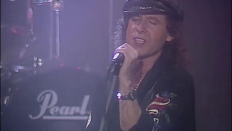 Scorpions Wind Of Change on Russian Ветер перемен