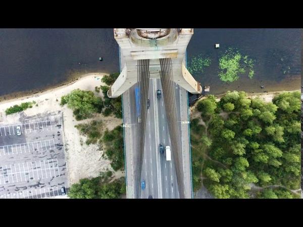 Moscow bridge Kiev