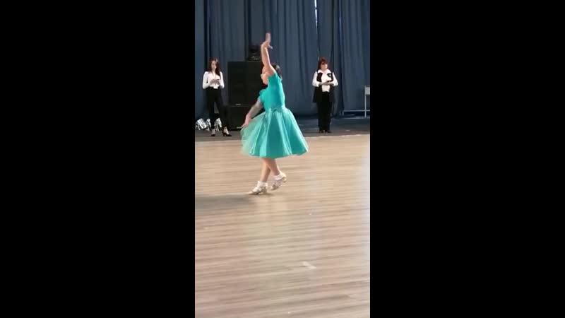 Алена Мурашова турнир Танцевальные колейдоскоп