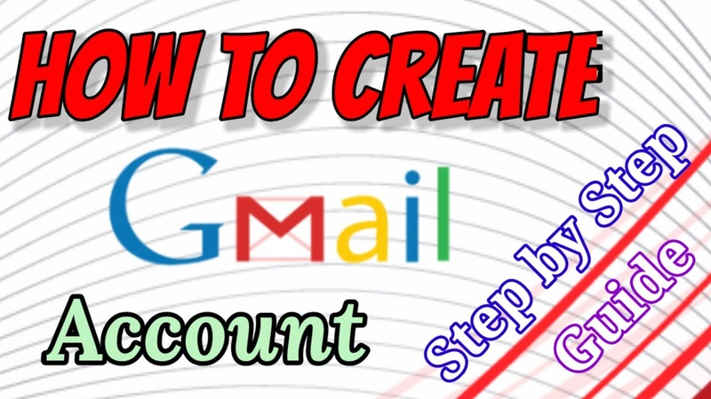How to make email id Gmail id banany ka tarika How to create gmail account Step by step guide
