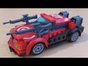 Лего машинка робот трансформер - Lego car robot Transformer