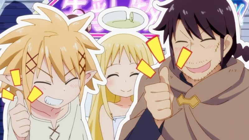 TVアニメ「異種族レビュアーズ」オープニングテーマ 視聴動画