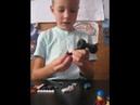 Первое видео по сборке машинки из LEGO.