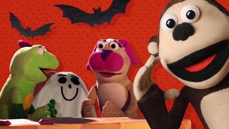 Canciones Enganchadas Halloween Mix Mono Bubba y sus Amigos 2017