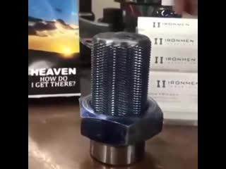 Это видео для тех,кто не видел идеальную резьбу