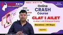 Major Change in CLAT 2020 Exam