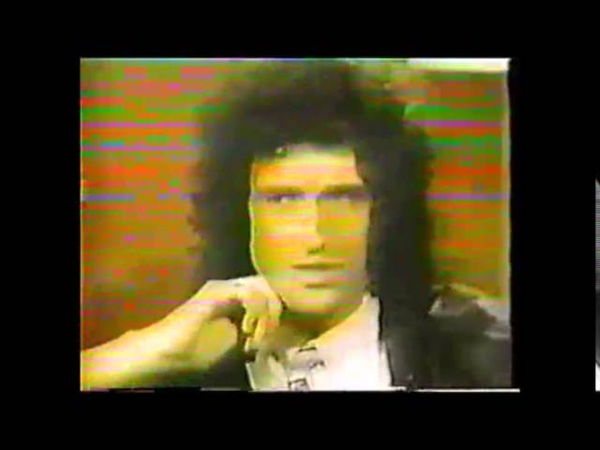 Queen-Hot Space Interview And TV Report (Rare)