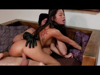 Vina Sky - Crimes Gone Wrong Stalling For Time [Small Tits, Teen, Tattoos, Pussy Licking, Asian, Pussy to mouth, Blowjob, Deep]