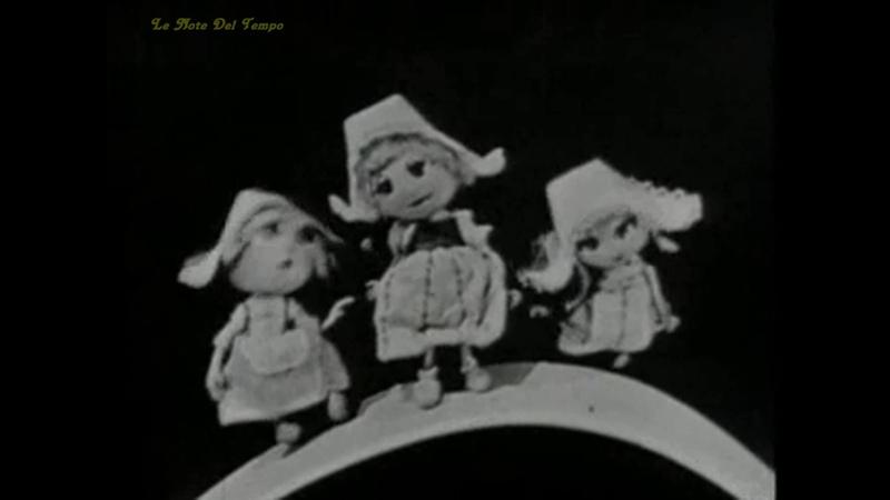 Trio Lescano - Tuli tuli pan (Tulipan / Tuli Tulip Time)
