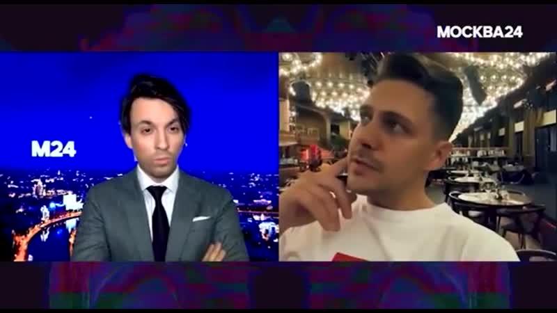 Ночная смена интервью с Милошем Биковичем