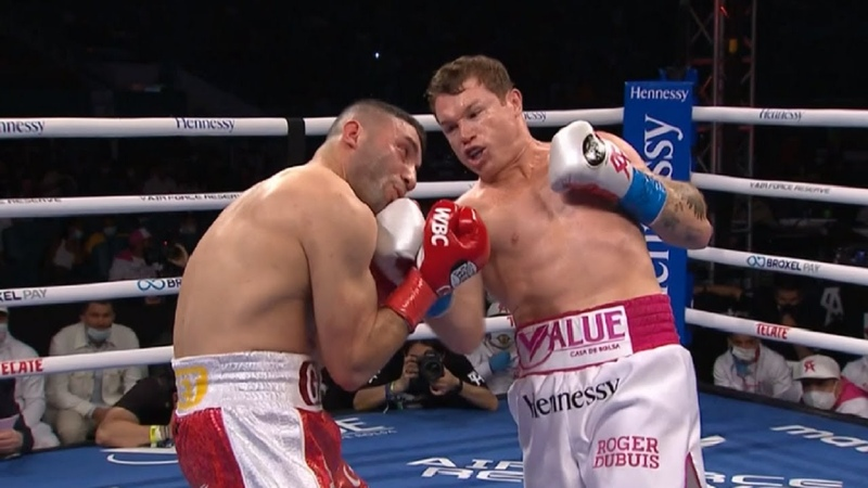 Canelo alvarez vs avni yildirim KO FULL FIGHT