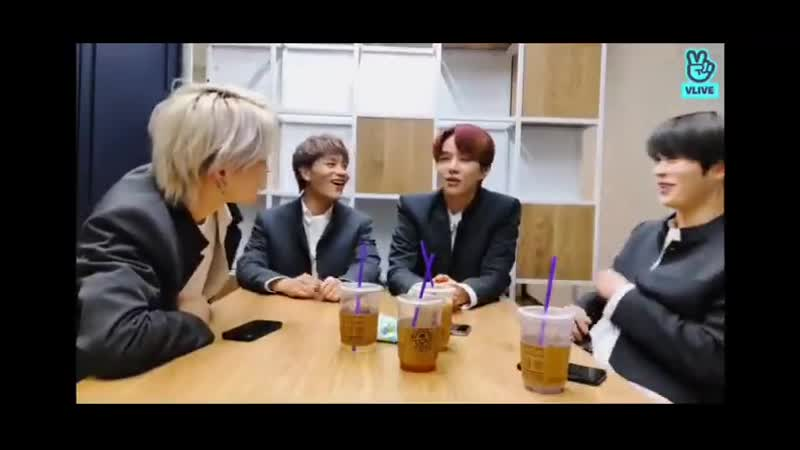 Yuta picked english over math because he thinks math is useless and look at jungwoos reaction he was ready to fight