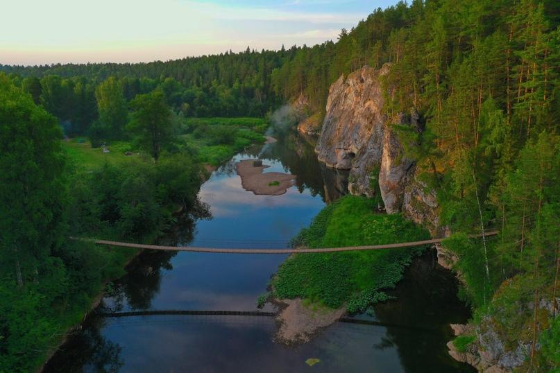 Семейное путешествие в парк «Оленьи ручьи», изображение №15
