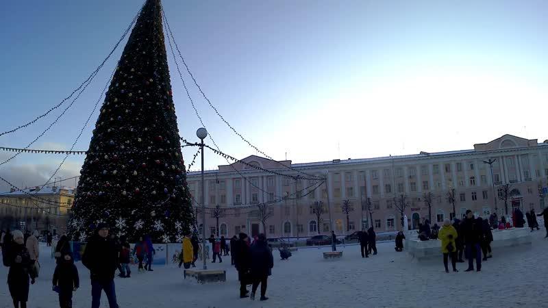 Казань Новый год 2020 казань йошкарола новыйгод 2020