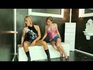 Pornomix / Slimewave - Gloryhole  Lesbo / ass strap-on tits dildo xxx cum teen tits porno slime milf ass слизь сперма