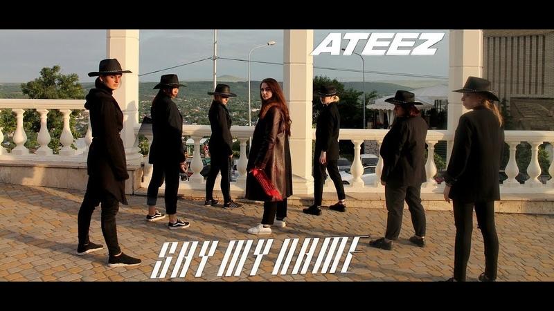 ATEEZ(에이티즈) - 'Say My Name' dance cover by KOD'A
