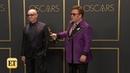 Elton John Wins For Best Original Song For I'm Gonna Love Me Again | Oscars 2020 Full Interview