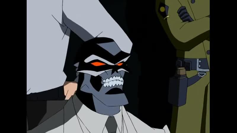 Бэтмен 2004 2008 Сезон 4 Серия 6