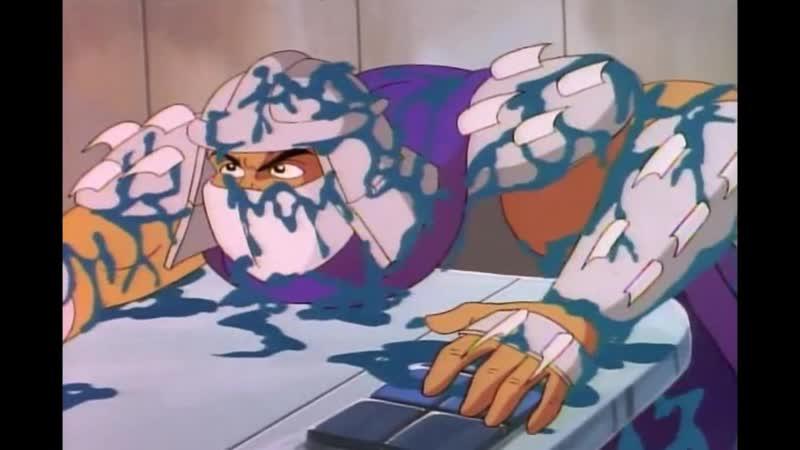 Я заставлю вас оплатить счет из химчистки Shredder