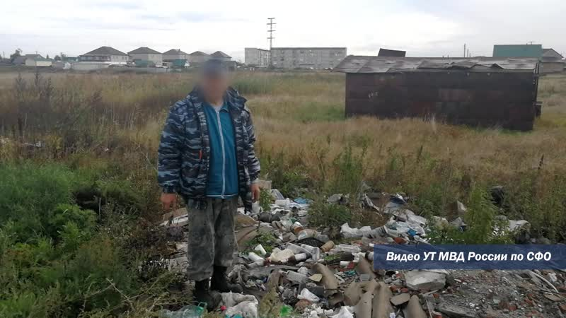 В Барабинске задержан мужчина с патронами и банками пороха
