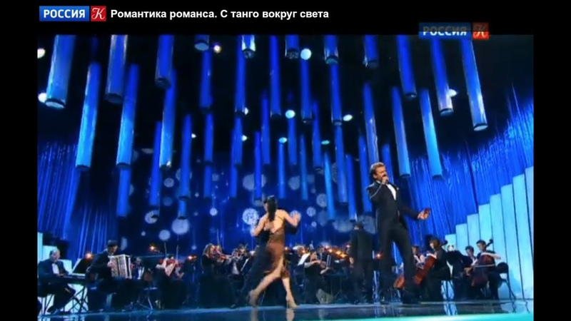 Por una Cabeza Tango Carlos Gardel Танго Запах женщины