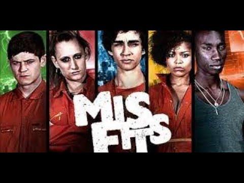 Misfits\Плохие\ОТБРОСЫ Смотреть онлайн перевод кубик в кубе 1 сезон 2 серия
