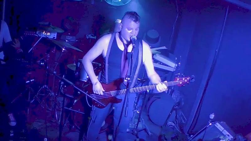 Fatum Aeternum - Mass Suicide of Human Race, live TLV 2019