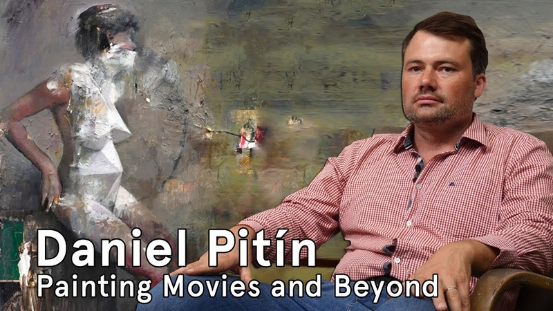 Daniel Pitín Painting Movies and Beyond Interrogating The Real