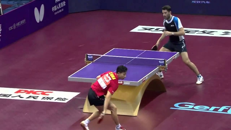 MA Long CHN vs GIONIS Panagiotis GRE WTTC 2015 HD Full Match