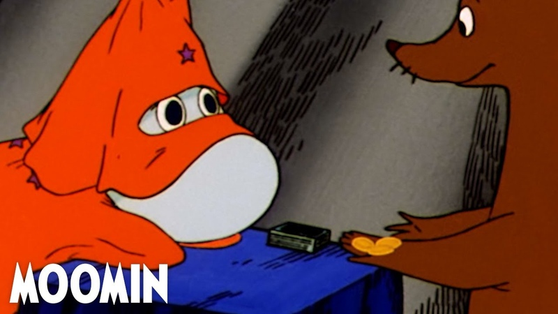 Adventures from Moominvalley EP61: Moomin's The Fortune-Teller