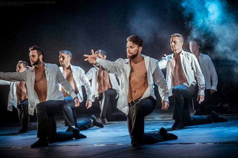 Петербургский театр танца «Искушение»