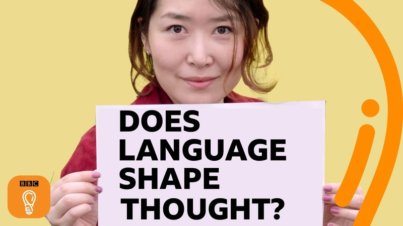 Do we think differently in different languages BBC Ideas